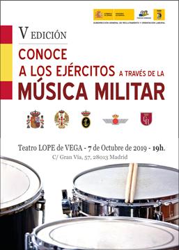 Cartel concierto 2019